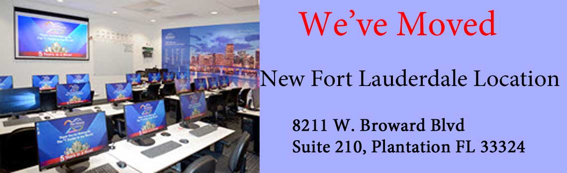 Ft Lauderdale New Location