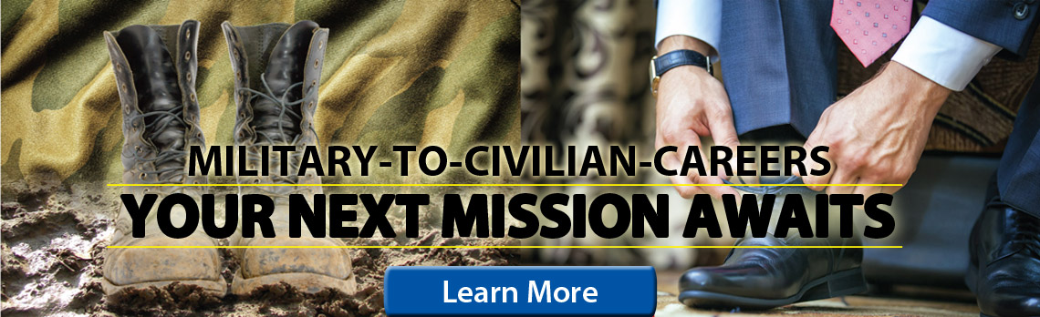 Military-to-Civilian Careers