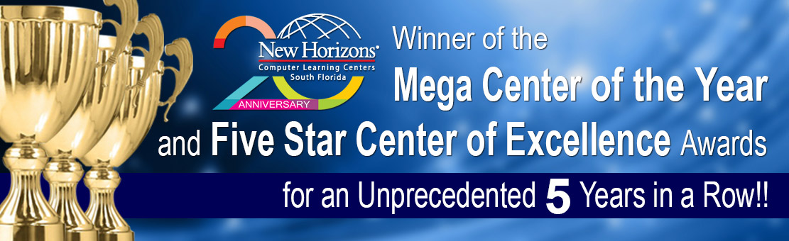 2017 Mega Center of the Year Award