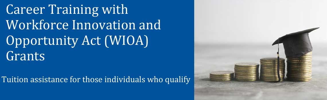 WIOA Tuition Assistance