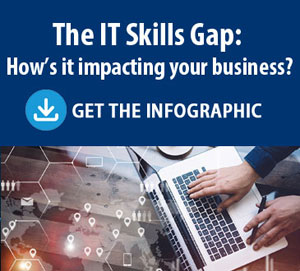 The IT Skills Gap: Hows it impacting your business?