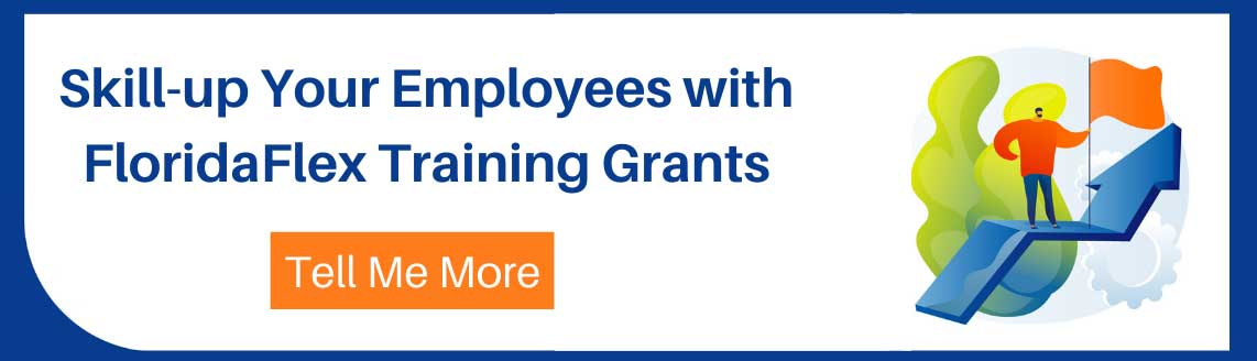 Skill Up your employees with floridaflex training grants
