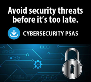 Avoid security threats before its too late.