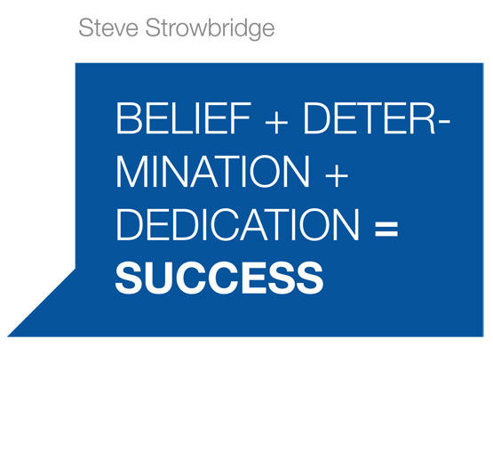 Steve Strowbridge Quote