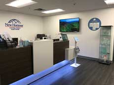 New Horizons Fort Lauderdale Front Desk