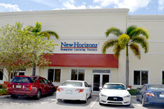 New Horizons West Palm Beach Building