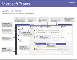 MS Teams Quick Start Guide