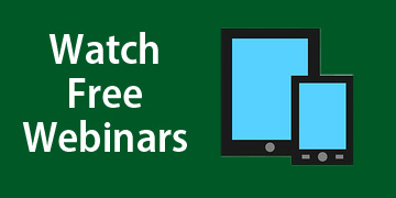 Watch free webinars