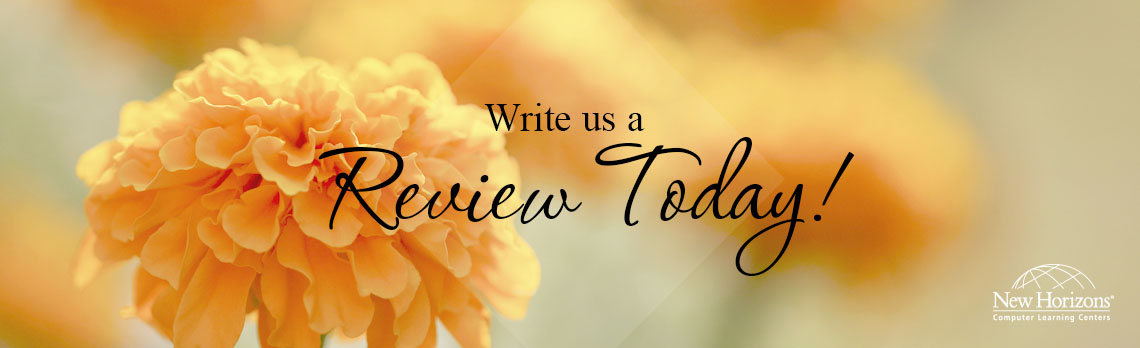 Write us a Review Today!