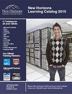 2015 New Horizons Learning Catalog
